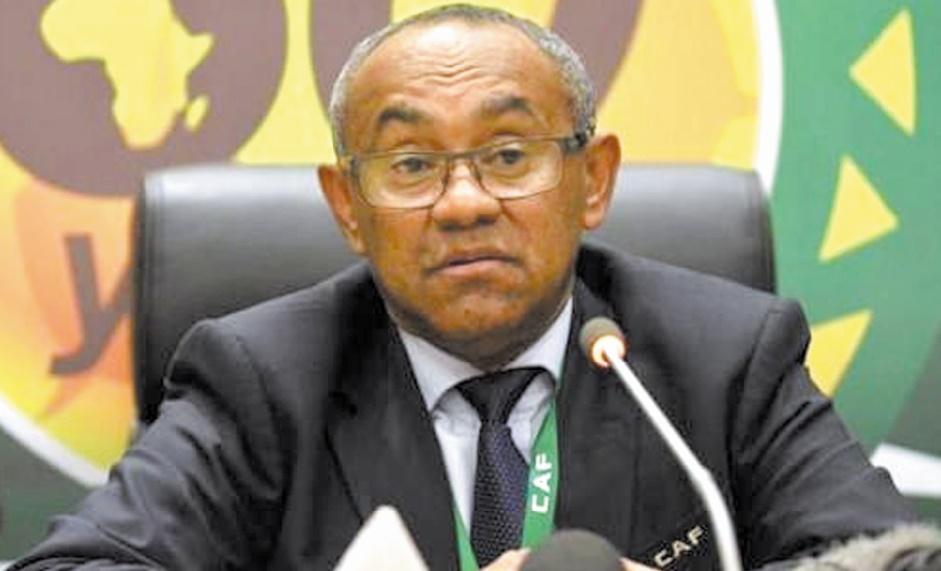 Ahmad Ahmad : La CAF n'a jamais envisagé le retrait de la CAN au Cameroun