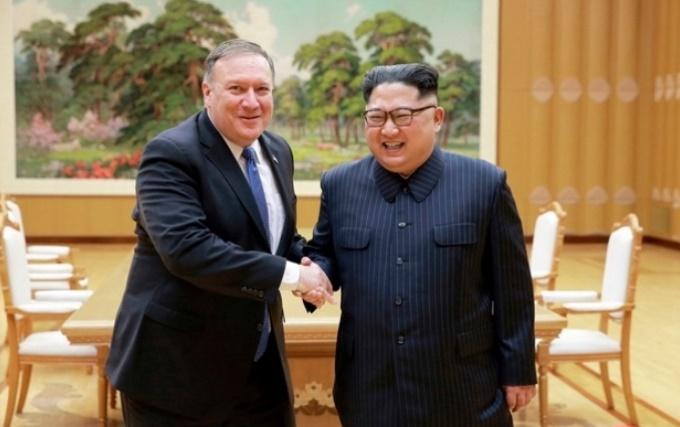 Pompeo retourne à Pyongyang en quête d'un accord concret sur la dénucléarisation