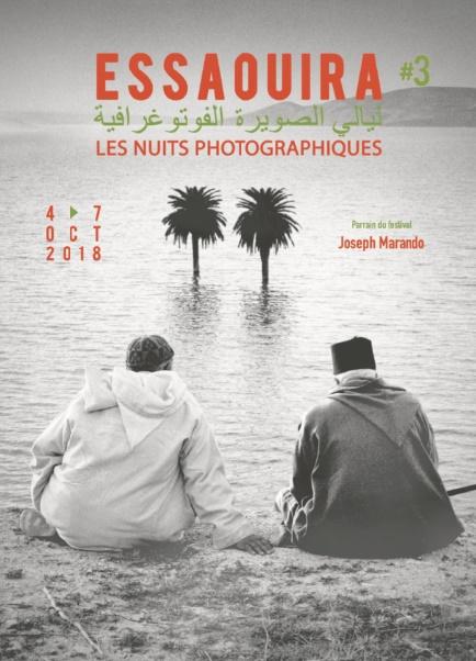 """Le Festival """"Les Nuits photographiques d'Essaouira'' souffle sa 3ème bougie"""