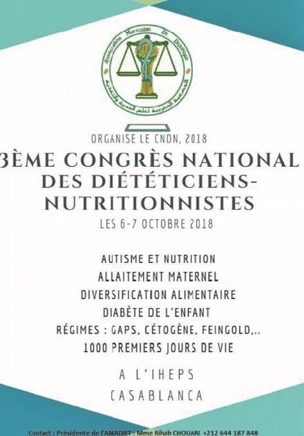 Les diététiciens-nutritionnistes en conclave à Casablanca
