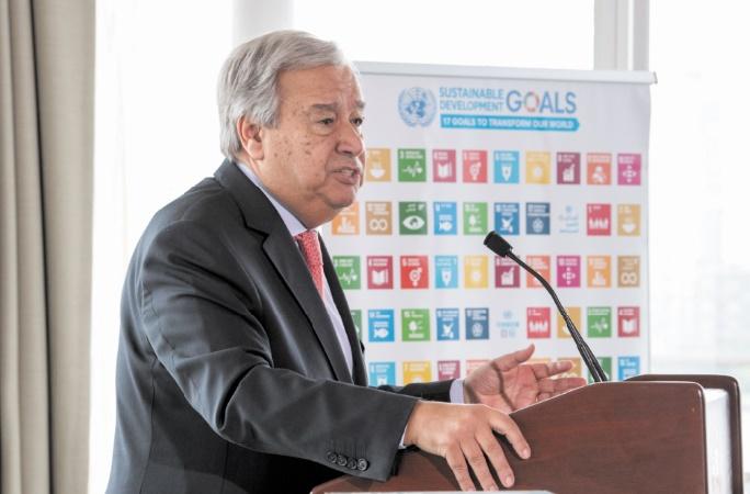 Le Secrétaire général de l'ONU appelle l'Algérie à répondre sans conditions préalables à l'invitation de Horst Köhler