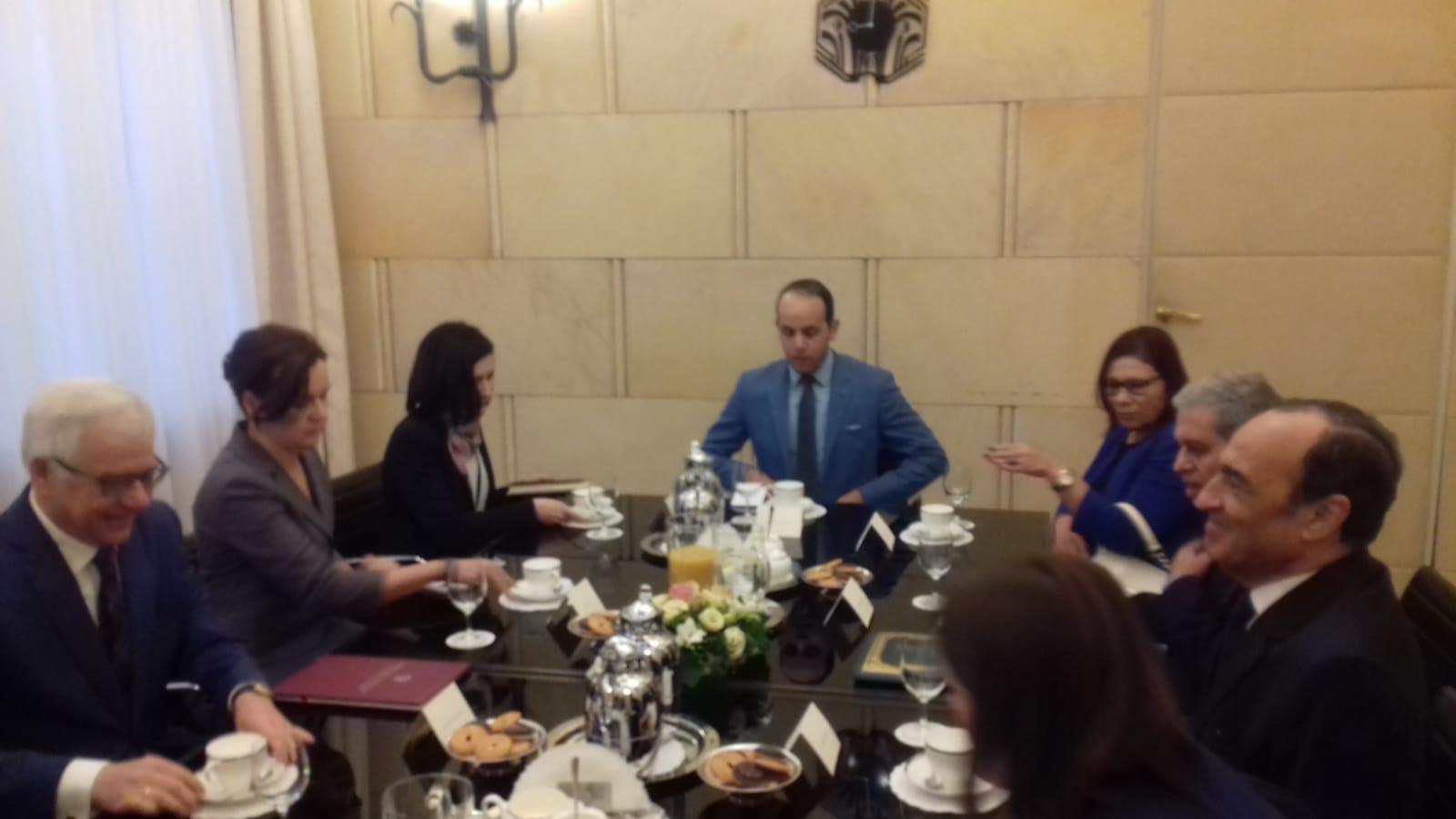 Habib El Malki : La diplomatie parlementaire, un outil essentiel pour la défense des causes justes du Maroc Entretiens entre le président de la Chambre des représentants et le ministre polonais des A.E