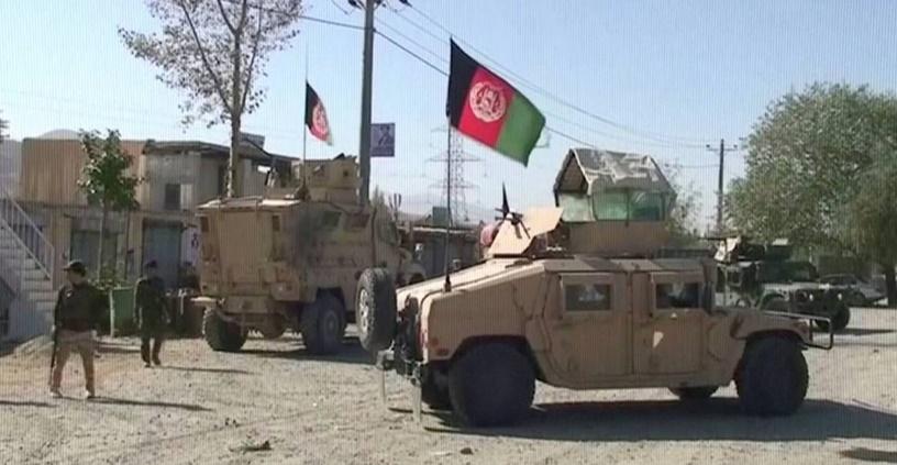 Les talibans appellent à la violence lors des élections en Afghanistan