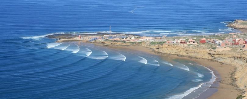 A Imsouane, les pêcheurs n'ont pas trop envie de surfer sur la vague