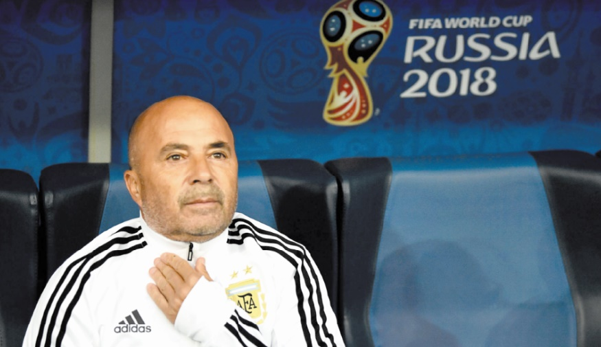 Sampaoli : Chaque match du Mondial était presque une souffrance