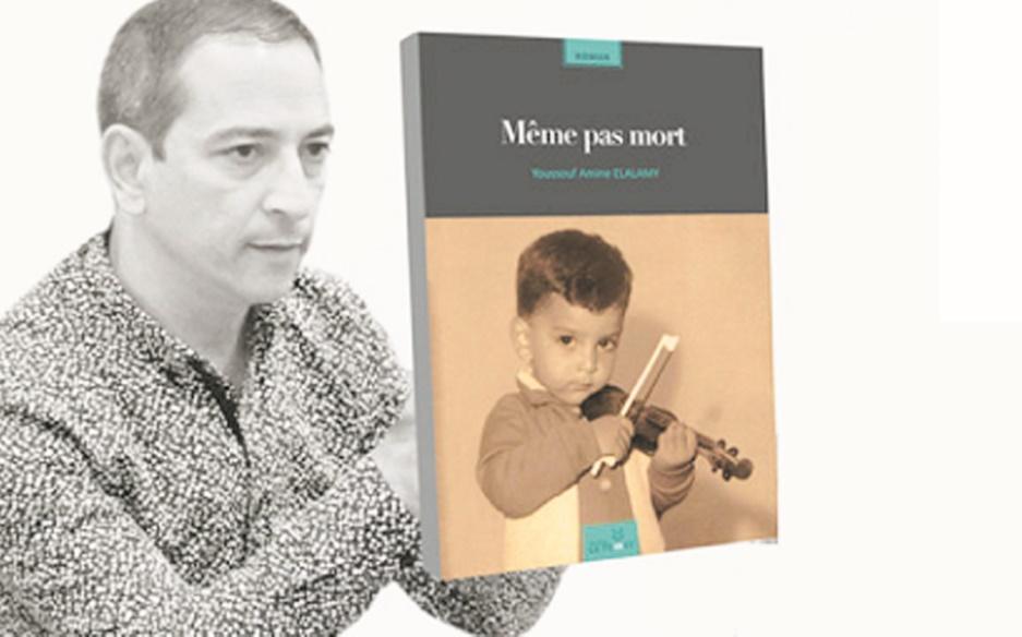 """Youssouf Amine Elalami ressuscite son père dans """"Même pas mort"""""""