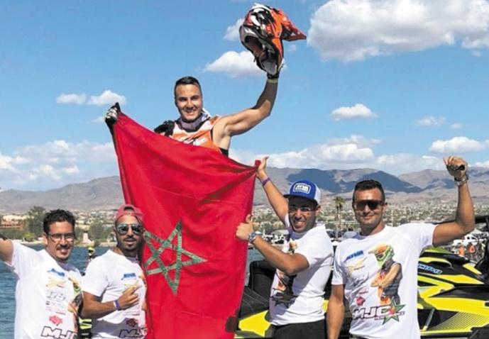Yahya Rammah : Le titre de champion du monde de jet-ski, un stimulant pour plus de travail et plus de titres