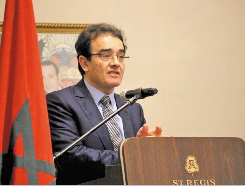 Abdelkrim Benatiq : L'encombrement de Tanger Med est dû à des circonstances exceptionnelles