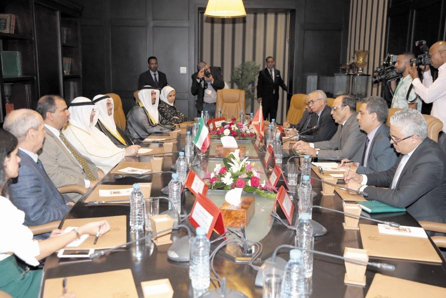 Habib El Malki loue les relations distinguées entre le Maroc et le Koweït