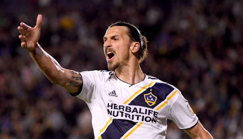 "Zlatan ""plus grand que toute la MLS"""