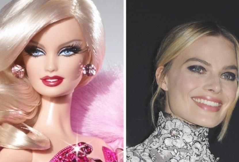 Margot Robbie incarnera Barbie
