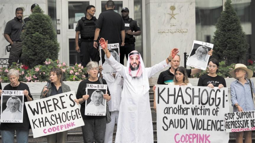 Khashoggi aurait été torturé et tué dans l'ambassade saoudienne à Istanbul