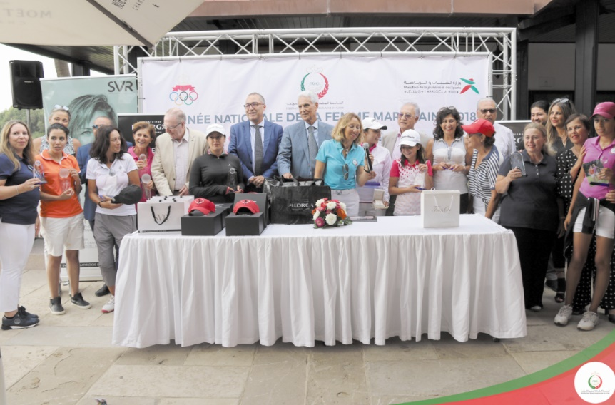 Tournoi de golf dédié à la femme marocaine