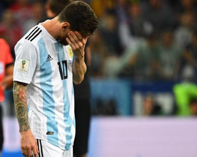 Maradona : Messi n'est pas un leader