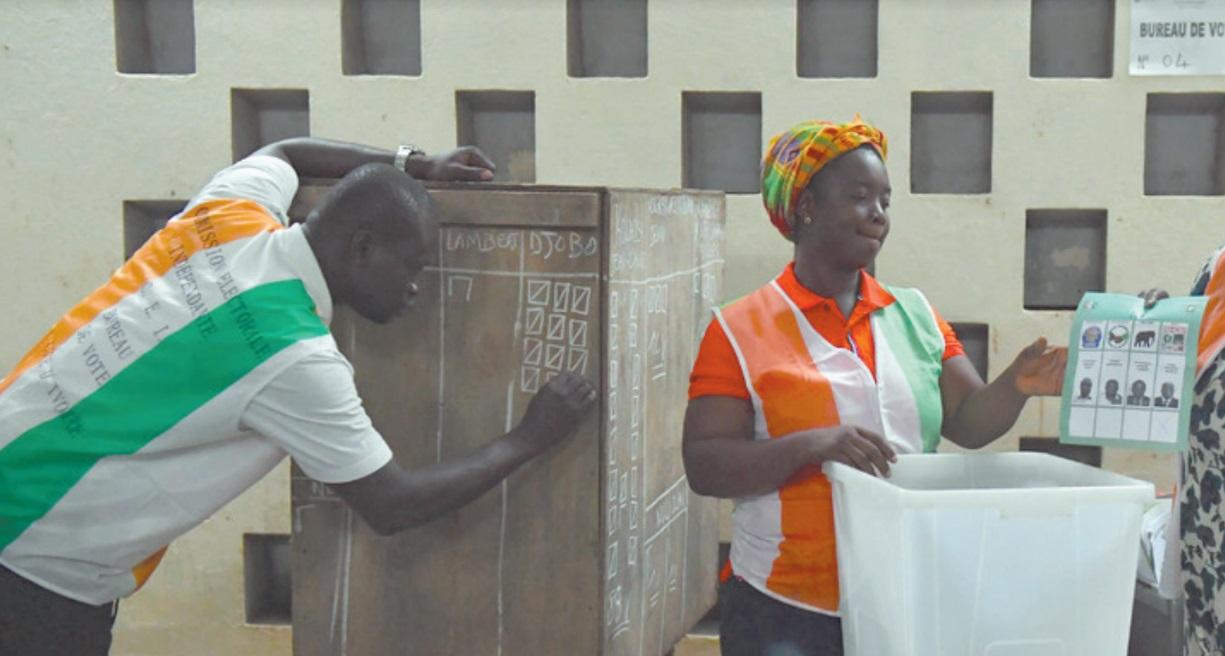 Un mort et des incidents en province lors des municipales en Côte d'Ivoire
