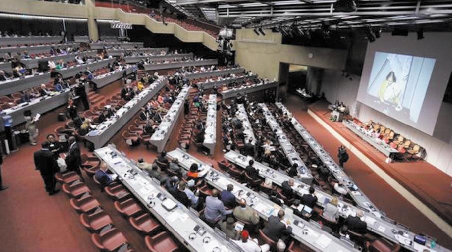 Participation marocaine à l'Assemblée générale de l'UIP