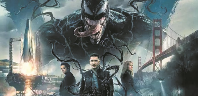 "Le box-office sous l'emprise de ""Venom"""