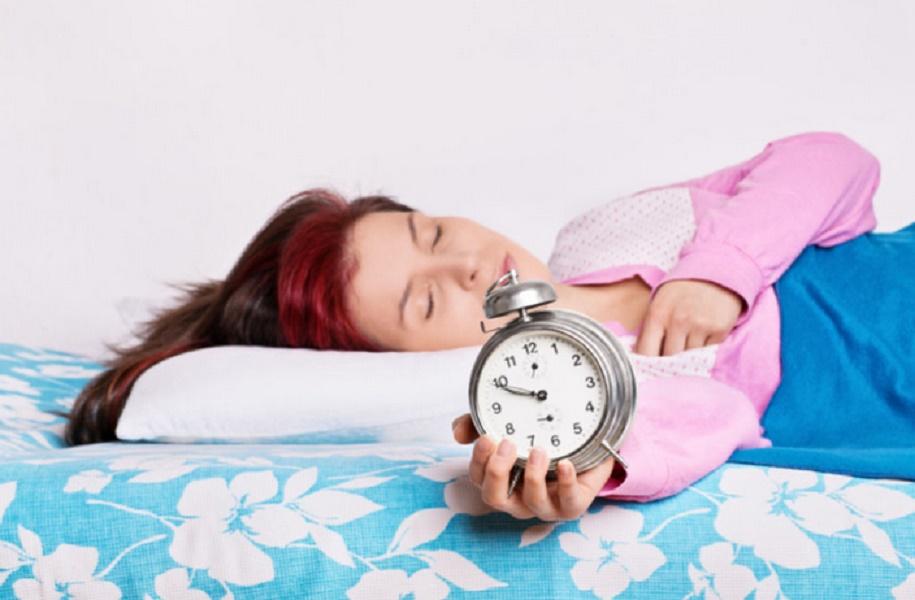 Trouver le sommeil en deux minutes