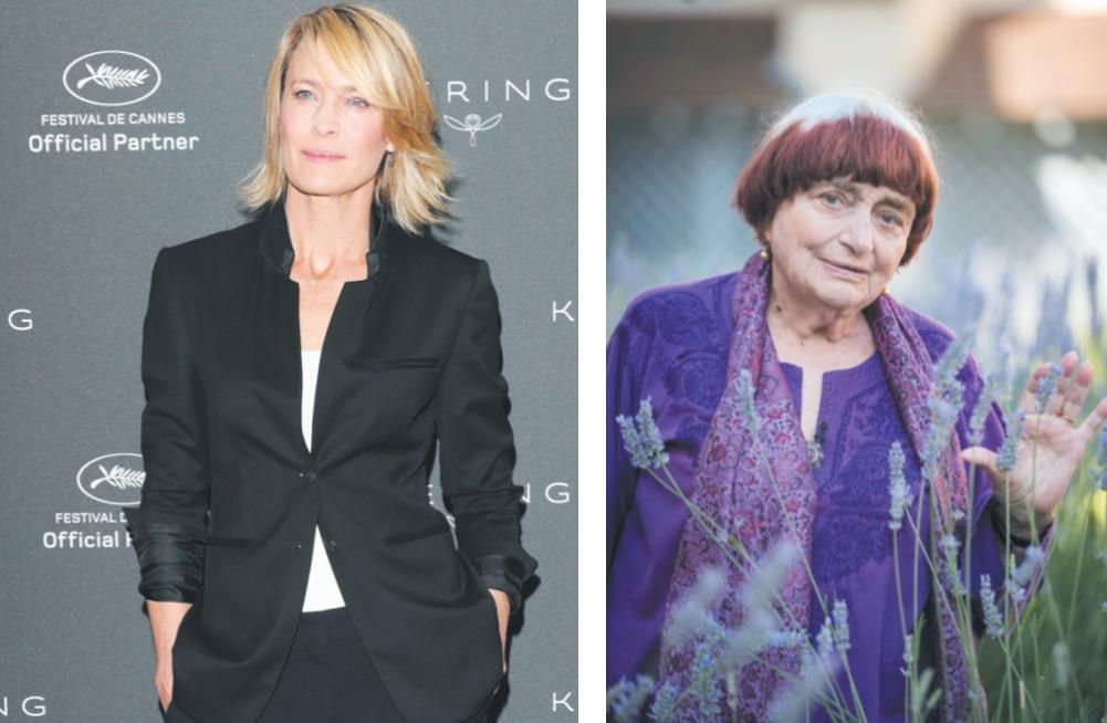 Le Festival du film de Marrakech rend hommage à Robin Wright et Agnès Varda