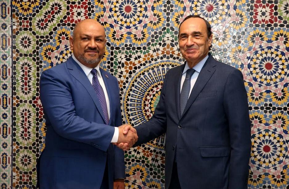 Habib El Malki : La préservation de l'unité et de l'intégrité territoriale du Yémen, une constante de la diplomatie marocaine