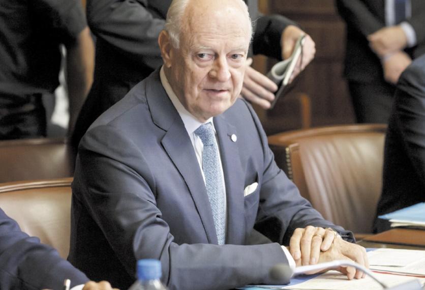 L'émissaire de l'ONU pour la Syrie annonce sa démission