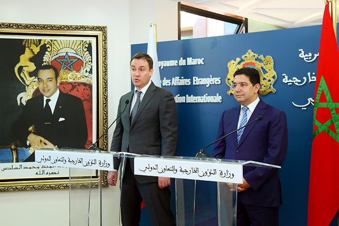 La Russie réitère sa volonté d'approfondir  sa coopération avec le Maroc