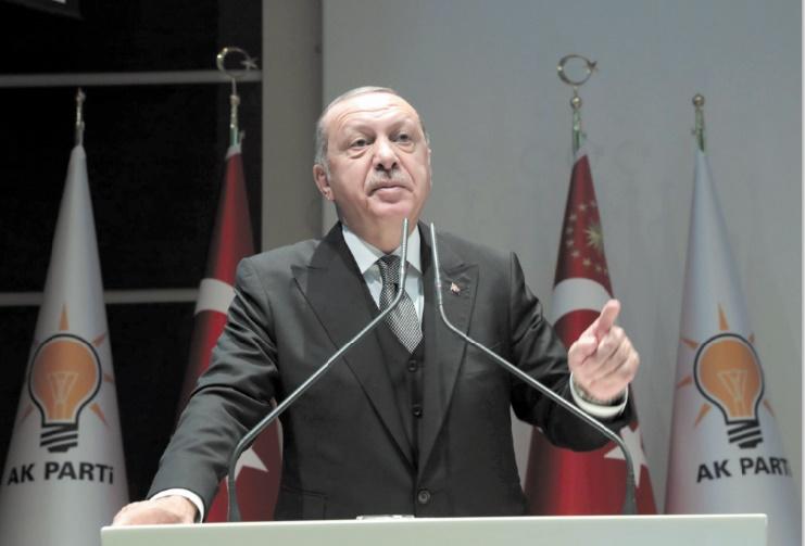 Erdogan appelle à la punition de tous ceux impliqués dans le meurtre de Khashoggi
