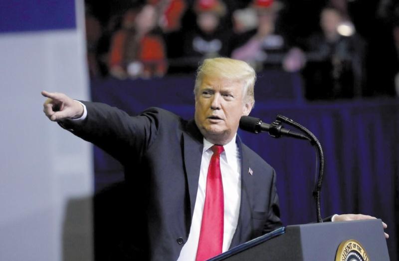 Trump joue l'escalade verbale après le retrait  d'un traité nucléaire