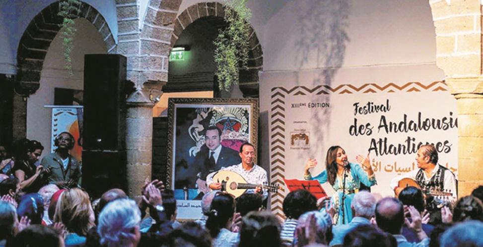 Les Andalousies Atlantiques d'Essaouira soufflent leur quinzième bougie