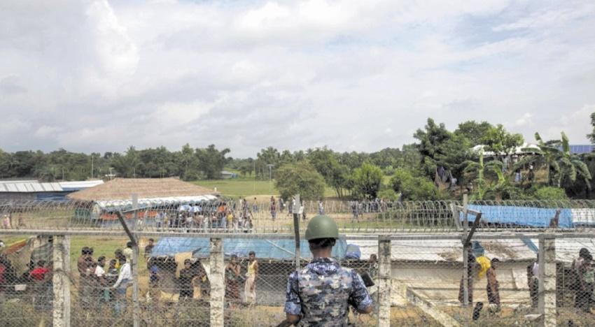 Le génocide des Rohingyas toujours en cours, selon un enquêteur onusien