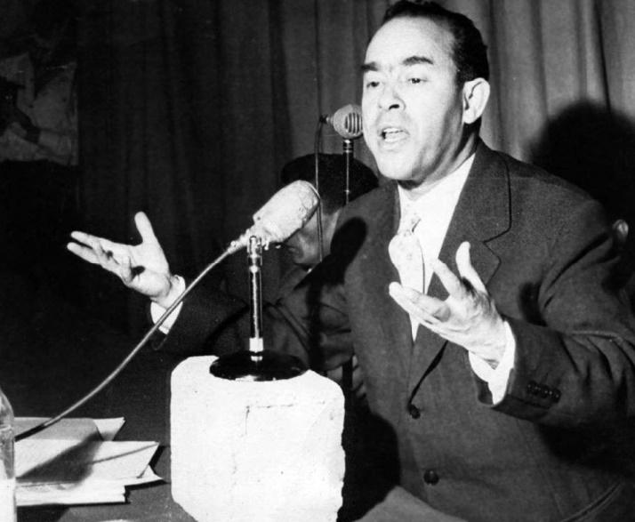 53ème anniversaire du martyre de Mehdi Ben Barka