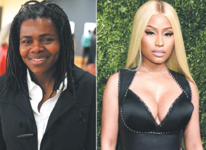 Tracy Chapman accuse Nicki Minaj de plagiat