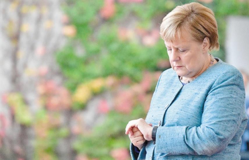 Merkel rejette toute perte d'influence après l'annonce de son départ