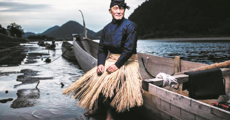 Maître-cormoran, un métier millénaire jalousement préservé par le Japon