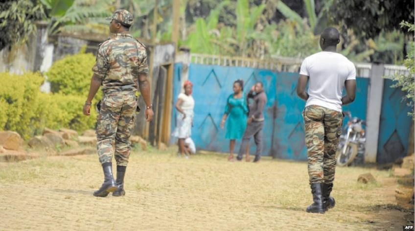 79 élèves enlevés dans le Nord-Ouest du Cameroun