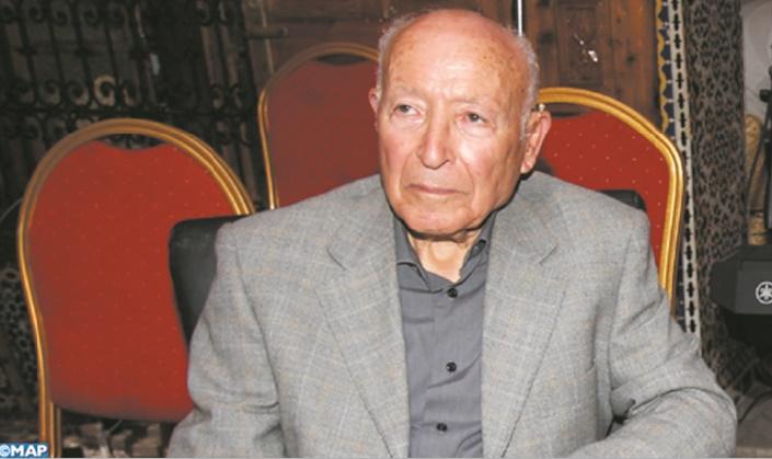 Ali Skalli Houssaini, auteur de l'hymne national, n'est plus
