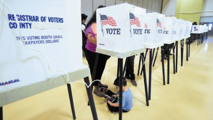 Les Américains élisent un Congrès divisé