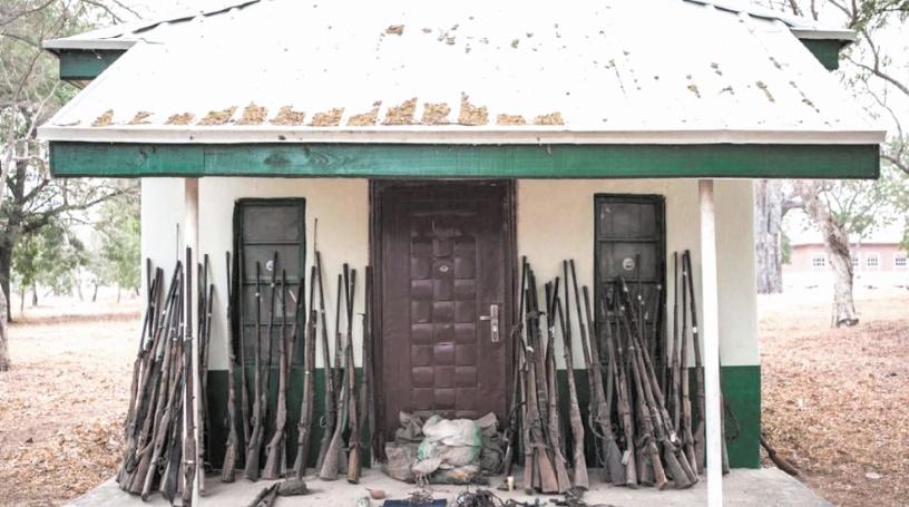 Le trafic d'armes tue 45.000 personnes par an en Afrique
