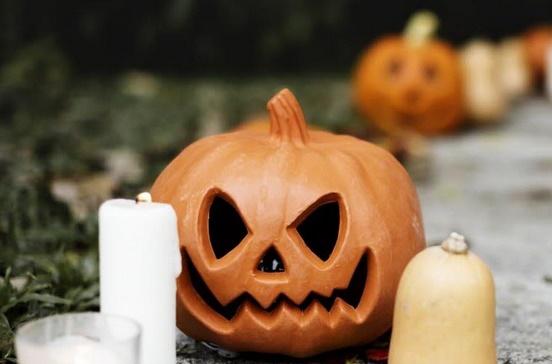 Insolite : Déguisements d'Halloween