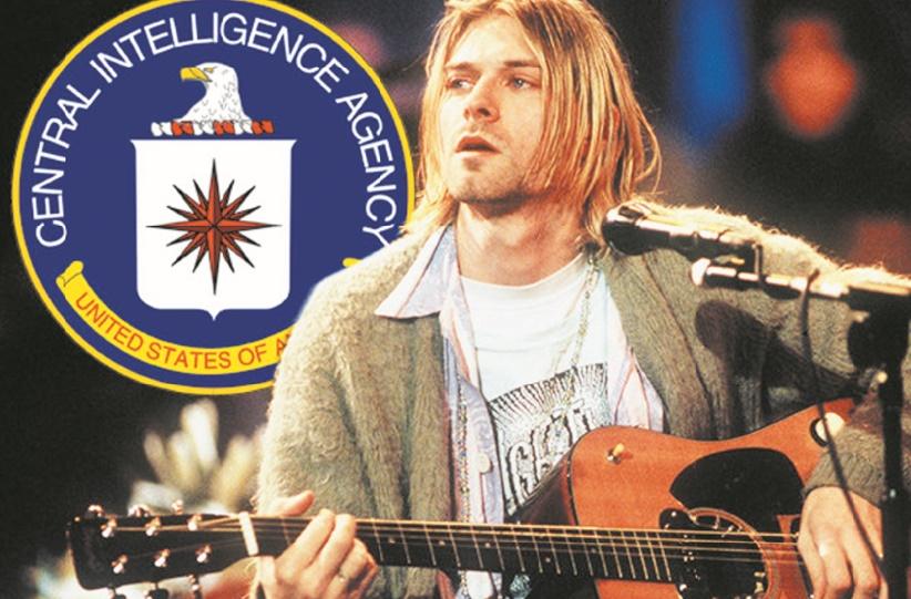 Ces stars parties trop tôt :  Kurt Cobain