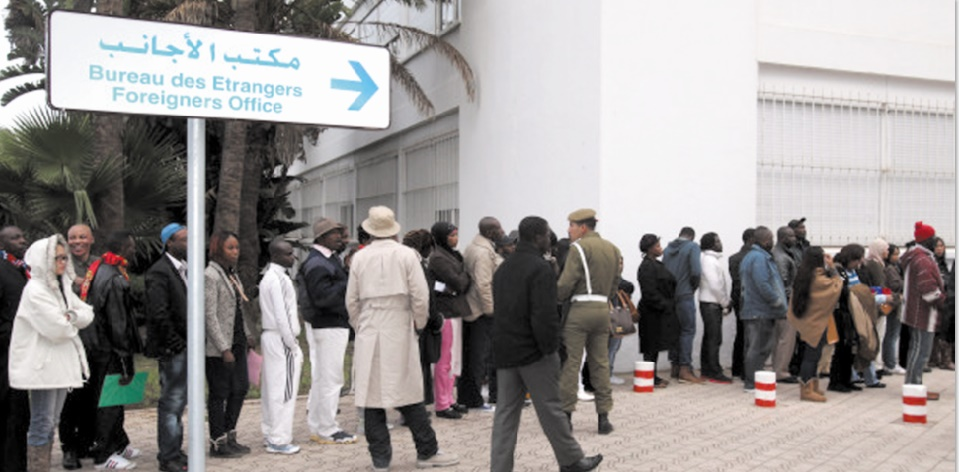 50.000 migrants ont bénéficié de la régularisation de leur situation