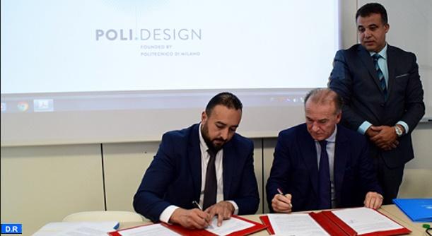 Accord entre Marita Group et Bertone : Design pour un projet immobilier au Maroc