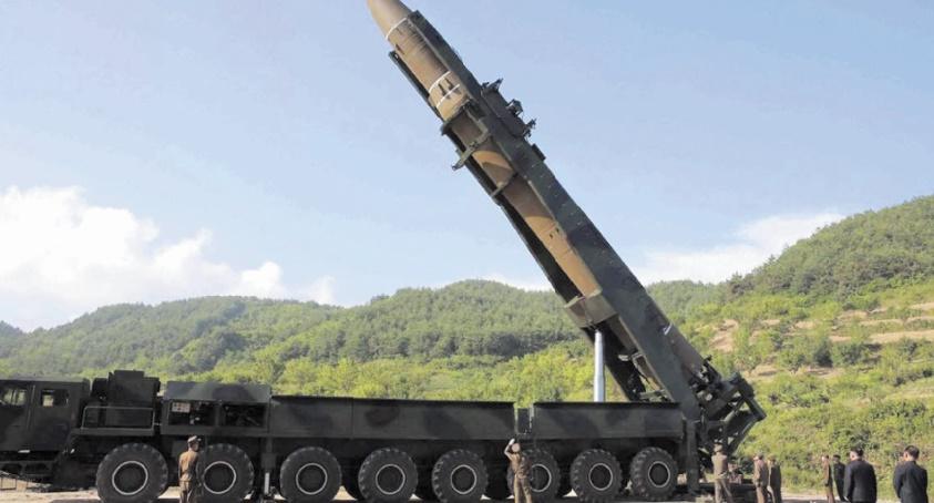 Treize bases de missiles non déclarées identifiées en Corée du Nord