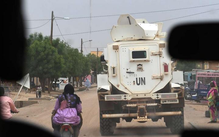 Trois civils tués dans une attaque suicide contre un sous-traitant de l'ONU