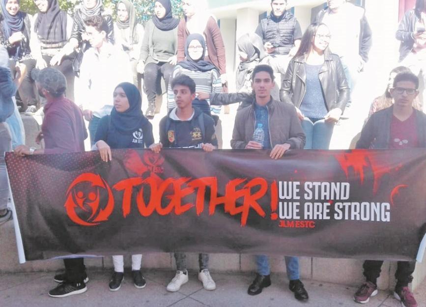 """Organisation d'une journée """"Jeunes leaders marocains"""" à la Faculté d'Aïn Sbaâ"""