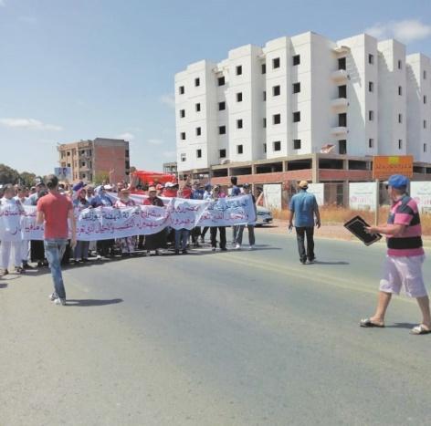 Les bénéficiaires d'un projet immobilier à Ben Slimane expriment leur ras-le-bol