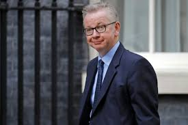 Michael Gove, l'improbable  sauveur de Theresa May