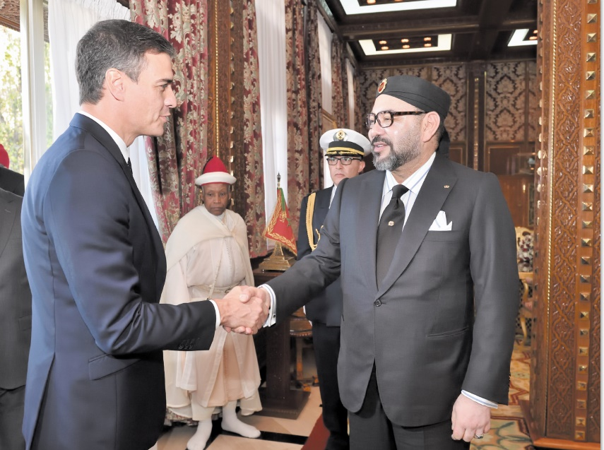 Un Mondial conjoint pour sceller les relations séculaires entre Rabat et Madrid