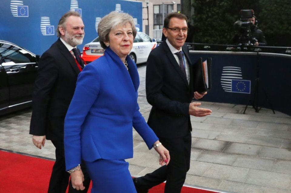 Les dirigeants des 27 approuvent l'accord de divorce avec le Royaume-Uni