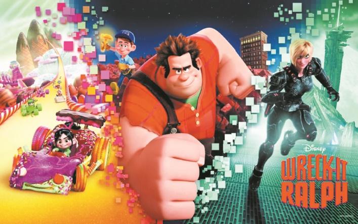 """Bon démarrage pour """"Ralph 2.0"""", en tête du box-office"""